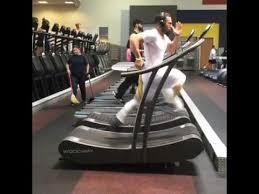 Treadmill Meme - guy reaches running speed of 23 5 mph youtube