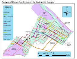 Mta Bus Routes Map by Gis