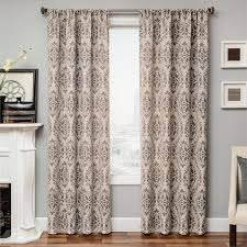 Demask Curtains Damask Curtains Free Home Decor Techhungry Us