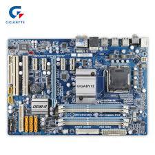 carte mere ordinateur bureau gigabyte ga ep45t ud3lr d origine utilisé de bureau carte mère ep45t