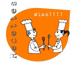 recettes cuisine communiplace