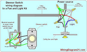 how to wire a ceiling fan with two switches diagrams inspirational