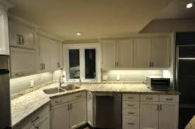 kitchen under cabinet led lighting best kitchen under cabinet lighting thinerzq me