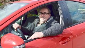 Legally Blind Driving Doug Oliver Formerly Blind Nashville Man Helps Legislators Usher