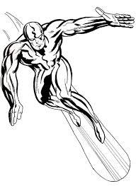 silver surfer by predator fan jpg 900 1 233 pixels super hero