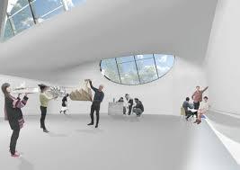 Studio Interior Construction Of The Drawing Studio Arts University Bournemouth