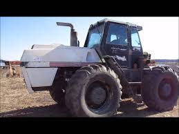 1980 case 4890 4wd tractor for sale sold at auction february 11
