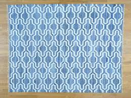 Cotton Flat Weave Rug 8 U0027x10 U00272