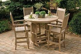 bar style outdoor furniture outdoor designs