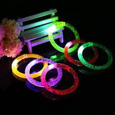 led light up toys wholesale 2018 wholesale 85mm led light up toys led flashing bracelet light up
