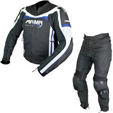 black leather motorcycle jacket armr moto raiden leather motorcycle jacket u0026 trousers black blue