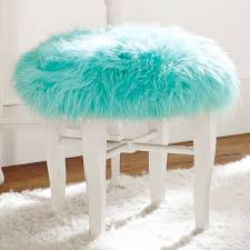 Vanity Stools And Chairs Himalayan Glam Vanity Stool Pbteen