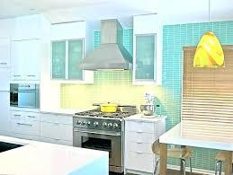 blue kitchen backsplash blue green glass tile kitchen backsplash amazing kitchen glass tile