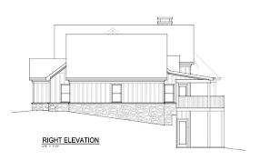 house plans walkout basement open living floor plan lake house design with walkout basement