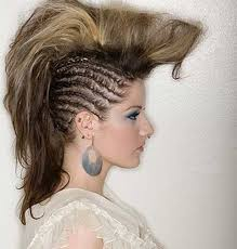 20 punk rock hairstyles for long hair hairstyles u0026 haircuts