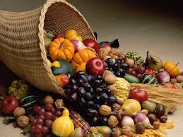 vegetables autumn fruits food thanksgiving cornucopia