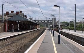 grantham railway station wikipedia