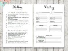 wedding planner organizer book wedding planner organizer wedding book letter a5 planner