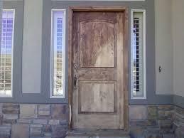 Refinish Exterior Door Door Refinishing