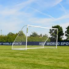 16 x 7 forza match soccer goal post net world sports usa