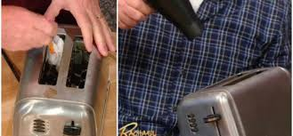 Cleaning Toaster Clever Tricks For Cleaning Your Toaster Inside And Out