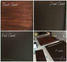 Stain Oak Kitchen Cabinets How To Stain Oak Cabinets The Simple Method No Sanding