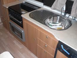 rv kitchen appliances inside a rv motorhomes motorhome appliances luxury kitchen from rv