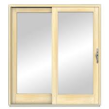 Wooden Sliding Patio Doors Siteline Wood Sliding Patio Door Jeld Wen Windows Doors