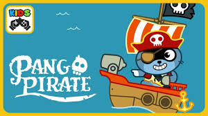 pango pirate cartoon game for kids by studio pango play