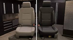 Van Seat Upholstery General Upholstery Installation Instructions