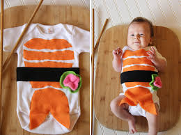 Coolest Baby Halloween Costumes 30 Baby Halloween Costumes Sushi Rolls Baby