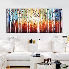 Paintings For Living Room by Compare Prices On Famous Tree Paintings Online Shopping Buy Low