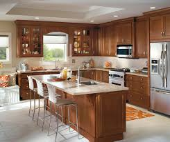 kitchen pictures cherry cabinets traditional kitchen with cherry cabinets homecrest
