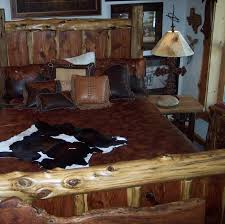 handcrafted log beds cedar furniture and rustic furnishings