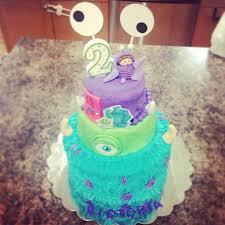 monsters inc birthday cake s sweet treats