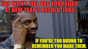 Funny Happy New Year Meme - happy new years everybody drink hardy and party imgflip