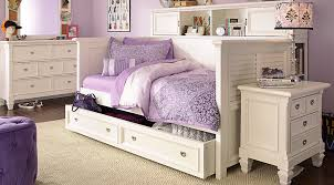 Teen Bedroom Sets - belmar white 7 pc daybed bedroom teen bedroom sets colors