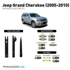 2005 Grand Cherokee Interior Jeep Grand Cherokee Led Interior Package 2005 2010