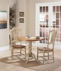 36 round cafe table kitchen bistro table and 2 chairs for inspiration small kitchen oak