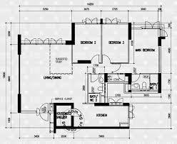 room floor plan floor plans for sembawang drive hdb details srx property
