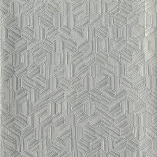 modern wallpaper in silver design by york wallcoverings product details