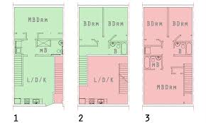 2 bedroom townhomes floor plan floor plans for townhomes crtable