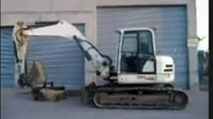 terex hr 14 hr14 mini excavator service repair workshop manual