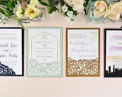 invitations by michaels how to diy laser wedding invitations with slide in cards cards