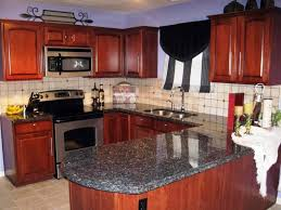 granite countertops awesome blue pearl granite blue glass tile