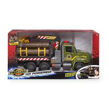 monster truck race track toys fast lane pump action forester truck toys