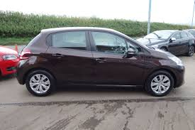 peugeot second hand second hand peugeot 208 1 0 vti access 5dr for sale in shrewsbury