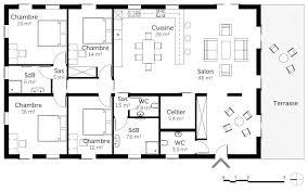 plan maison moderne 5 chambres plan maison 5 chambres avec etage beau best images on of
