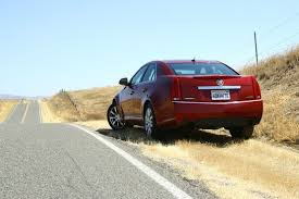 2008 cadillac cts performance 2008 cadillac cts term road test performance