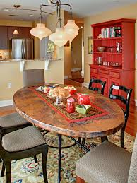 Copper Top Dining Room Tables Copper Top Table Houzz